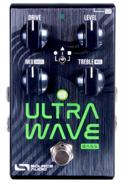 Source Audio Ultrawave Multiband Bass Processor pedal SA251