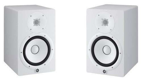 """Yamaha HS8W 8"""" Powered Studio Monitors Pair"""