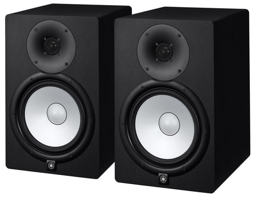 "Yamaha HS8 8"" Powered Studio Monitor Pair Black"