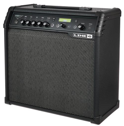 """Line 6 Spider V 60 MkII 1x10"""" 60 watt Modeling Combo guitar Amp"""