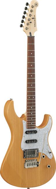 Yamaha Pacifica PAC612VIIX Electric Guitar  Yellow Natural Satin