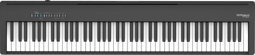 Roland FP-30X Digital Piano with Speakers  Black