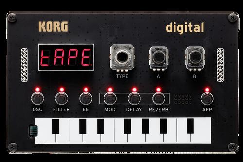 Korg Nu:tekt NTS-1 Monophonic DIY Synth Kit