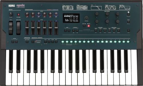 Korg opsix Altered FM Synthesizer Keyboard