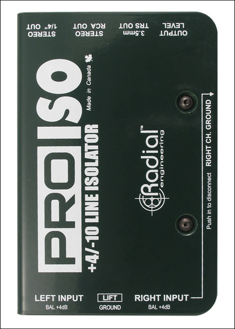 Radial Engineering Pro-Iso