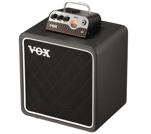 "Vox MV50-AC-Set Guitar head and 8"" speaker cabinet"