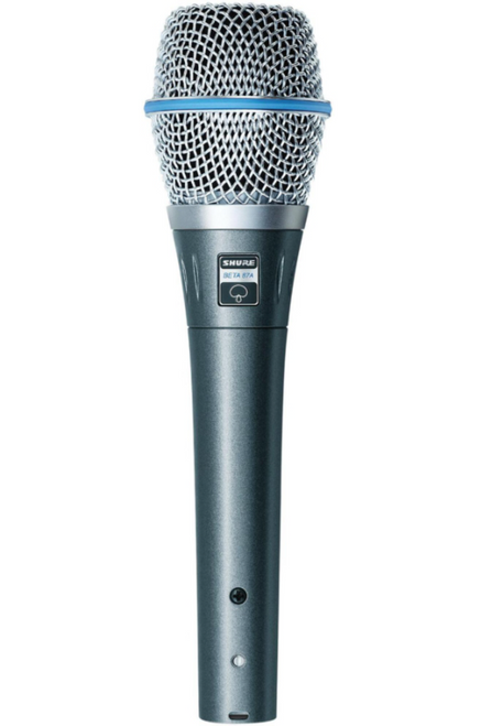 Shure Beta 87A Handheld Condenser Microphone