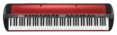 Korg SV-1 88 Key Stage Vintage Piano Limited Edition Metallic Red