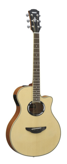 Yamaha APX500III NT Natural Acoustic Electric Guitar