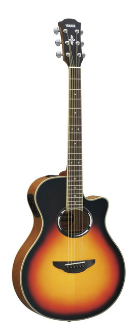 Yamaha APX500III VS Vintage Sunburst Acoustic Electric Guitar
