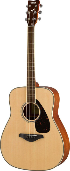 Yamaha FG820 Acoustic Guitar Natural