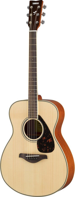 Yamaha FS820 Acoustic Guitar Natural