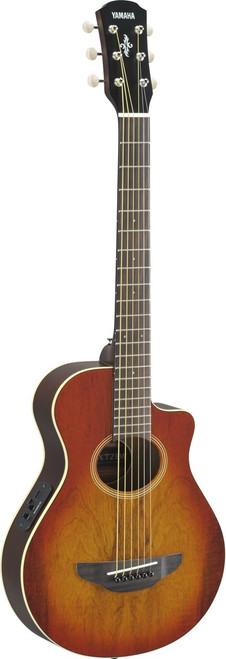 Yamaha APXT2EW LAB Light Amber Burst ¾ Acoustic Electric Guitar