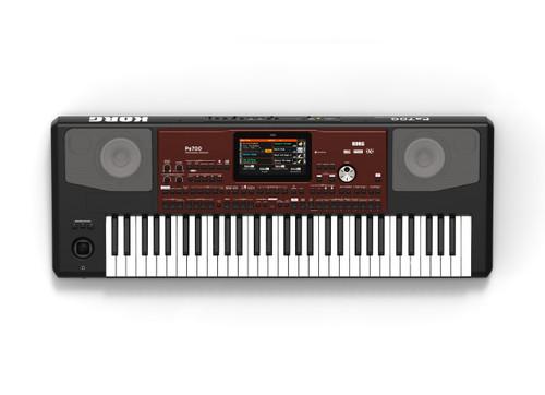 Korg PA700 61 key arranger workstation with built in speakers
