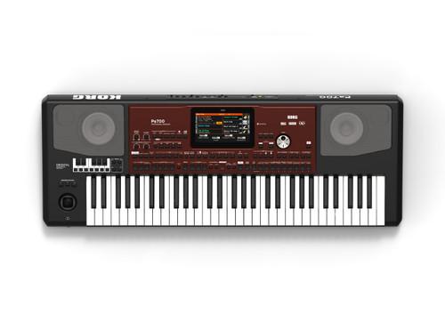 Korg PA700OR Oriental 61 key arranger workstation with built in speakers