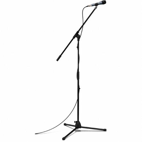 Sennheiser epack E 835 Dynamic Microphone, Boom stand and cable