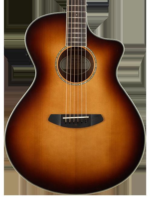 Breedlove Pursuit Concert AB SB Acoustic Electric Guitar with Bag