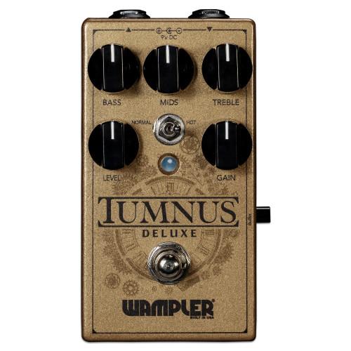 Wampler Tumnus Deluxe Overdrive Guitar Pedal
