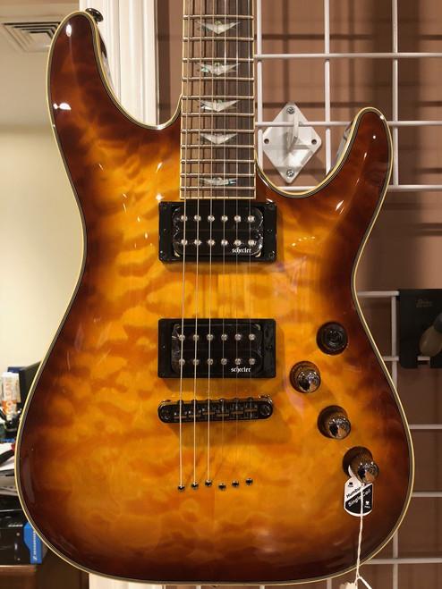 Schecter Omen Extreme-6 VSB Vintage Sunburst Electric Guitar