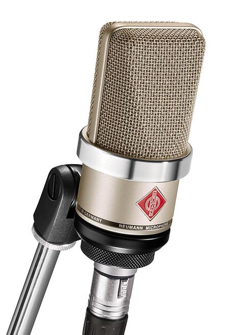 Neumann TLM 102 Nickel Large-diaphragm Cardioid Condenser Microphone