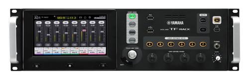 Yamaha TF-Rack Digital Rackmount Mixer Touchscreen, 16 Mic Preamps, 16 Line Outputs