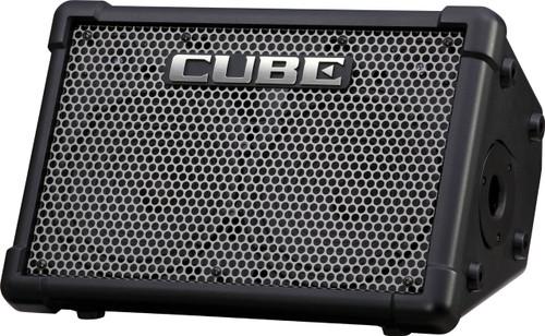 Roland Cube Street EX battery powered guitar amplifier