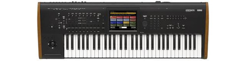 Korg Kronos6 61 key Sampling workstation synthesizer