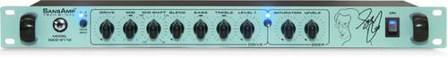 TECH 21 GED-2112 Geddy Lee Signature SansAmp Rackmount Bass Preamp