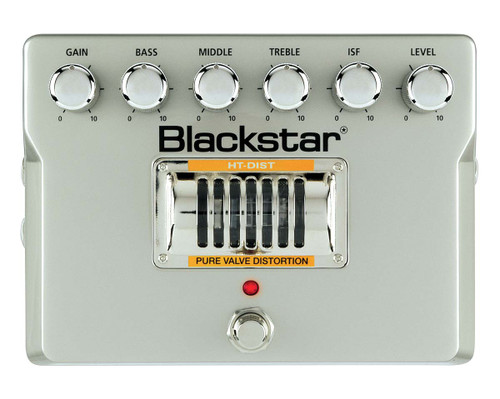 Blackstar HT-DIST Pure Valve Distortion Guitar Pedal