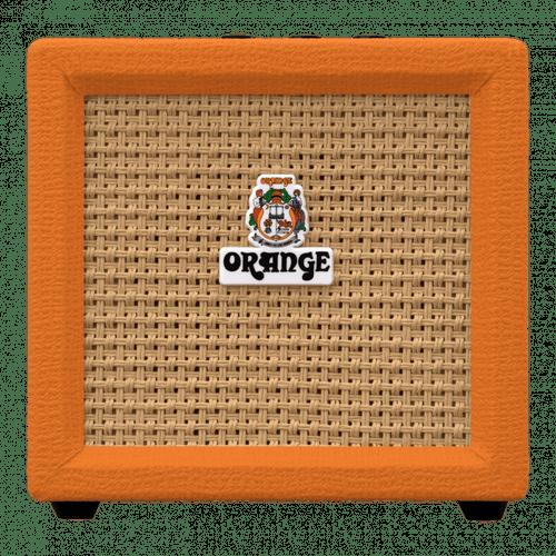 Orange Crush Mini 3 watt Micro guitar Amplifier