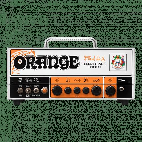 Orange amps Brent Hinds Terror 2 channel Guitar amplifier head