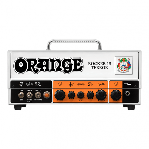 Orange Rocker Terror 15 watt guitar amplifier head