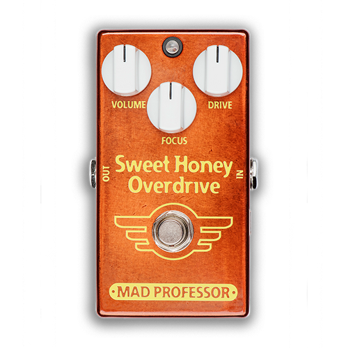 Mad Professor Sweet Honey Overdrive guitar effects pedal