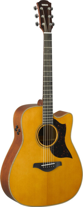 Yamaha A3M ARE Vintage Natural Acoustic Electric Guitar