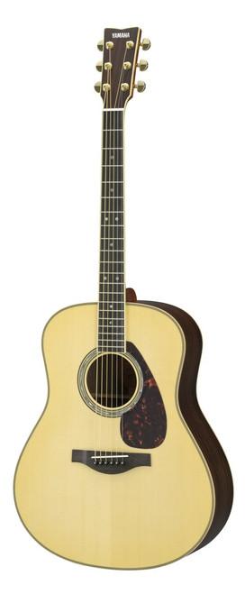 Yamaha LL 16HB Natural Acoustic Electric 6 string guitar