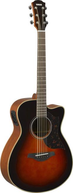 Yamaha AC1M TBS A Series Concert Size Acoustic Electric Guitar
