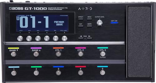 Boss GT-1000 Multi guitar effects processor pedal