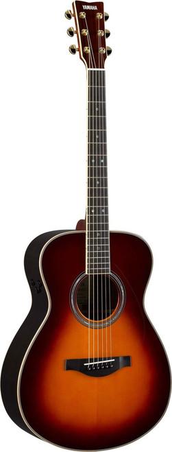 Yamaha TransAcoustic LS-TA BS Brown Sunburst Acoustic Electric Guitar
