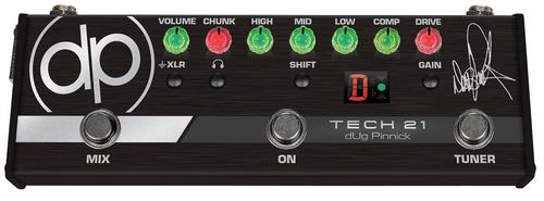 Tech 21 dUg Pinnick DP-3X Signature Bass Pedal