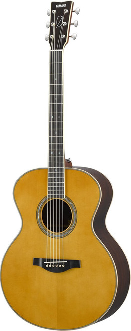 Yamaha Billy Corgan limited edition LJ16BC VN Acoustic Electric Guitar