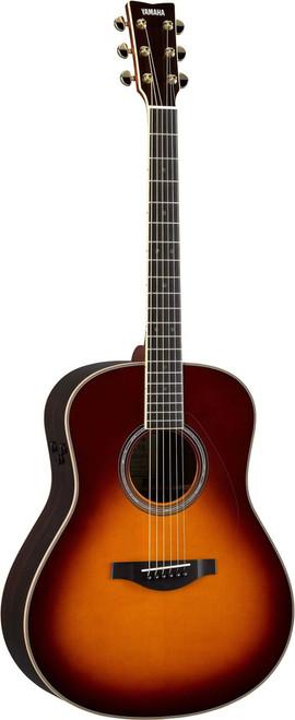 Yamaha TransAcoustic LL-TA BS Brown Sunburst Acoustic Electric Guitar