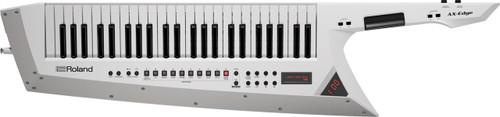 Roland AX-Edge 49-Key Keytar Synthesizer White