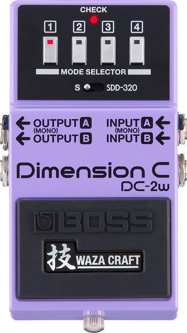 Boss DC-2W Dimension C Waza Guitar Pedal