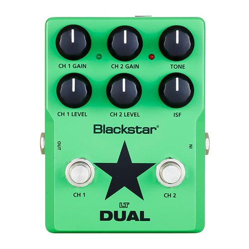 Blackstar LT Dual 2 channel distortion guitar pedal