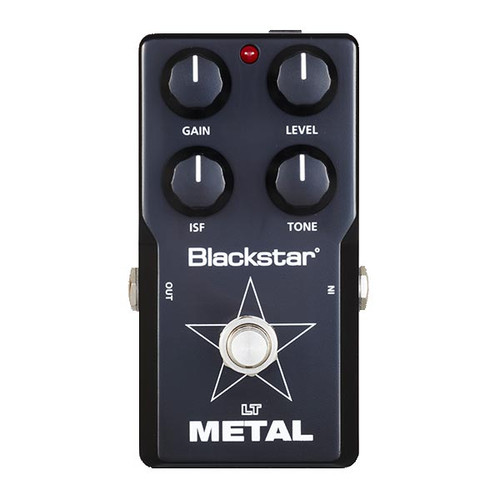 BlackStar LT Metal Hi Gain Distortion guitar pedal