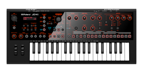 Roland JD-Xi interactive analog digital crossover synthesizer