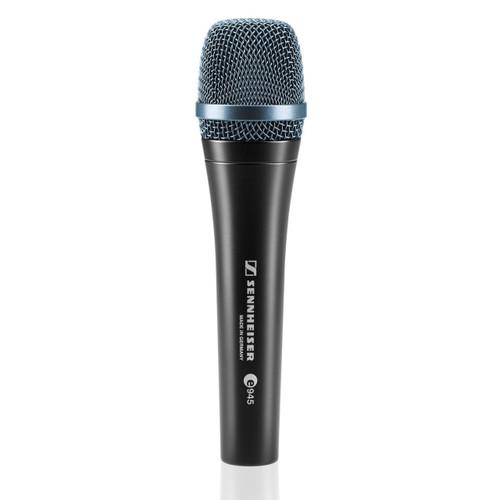 Sennheiser E 945 Dynamic super-cardioid vocal microphone