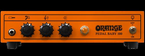 Orange Pedal Baby 100 watt Class A/B Guitar Power Amplifier
