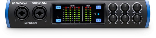 PreSonus Studio 68c USB-C Audio Interface