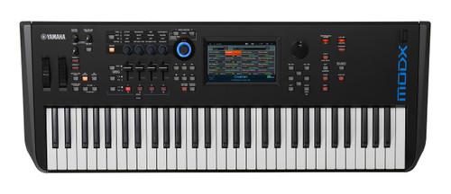 Yamaha MODX6 61 key synthesizer pre-owned